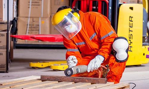 garantir a segurança no trabalho trabalhador da construção - 4 Dicas para Garantir a Segurança no Trabalho